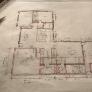 floor plan fixed in South Florida